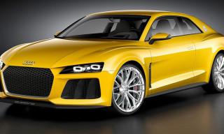 Audi Unveils the Sport Quattro Concept