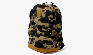 BAPE Ape Head Patch Day Bag