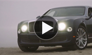 "Highsnobiety TV | Bentley Mulsanne – ""Last Days of Summer"""