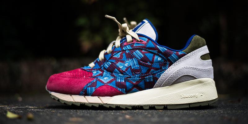 Bodega x Saucony Shadow Grid 8000
