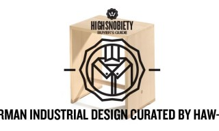 Buyer's Guide: German Industrial Design Curated by Haw-lin