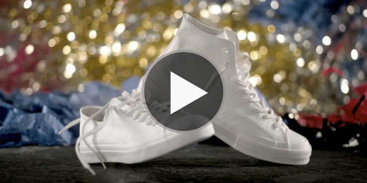 converse x maison martin margiela collection video. Black Bedroom Furniture Sets. Home Design Ideas