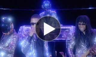 "Watch the Music Video for Daft Punk's ""Lose Yourself to Dance"" feat. Pharrell & Nile Rodgers"