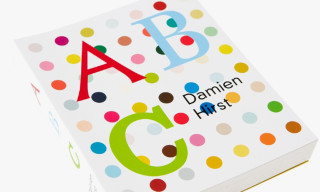 'ABC' Book by Damien Hirst