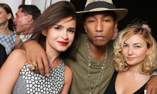 Daniel Arsham x Pharrell Williams Collaboration Unveiling