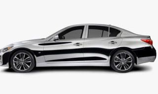 Thom Browne and Zac Posen Design Custom Infiniti Q50 for Gilt