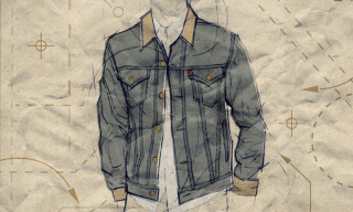 Levi's Icons Illustrated: The Trucker Jacket, Western Shirt and 501® Jeans
