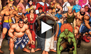 Watch 'I Am Street Fighter,' a 25th Anniversary Documentary featuring the Legendary Game
