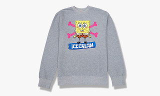 ICECREAM x SpongeBob SquarePants Capsule Collection