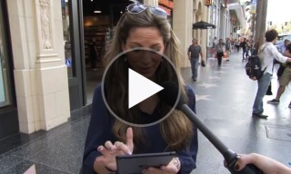 "Jimmy Kimmel Gives People a First Look at the New ""iPhone 5s"""