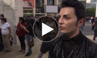 "Watch the Fashion Week Edition of Jimmy Kimmel's ""Lie Witness News"""