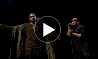 "Watch Kanye West Perform ""Bound 2"" on 'Later… with Jools Holland'"