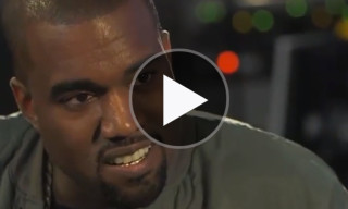 Watch Part Three of Kanye West's Interview with BBC Radio 1's Zane Lowe