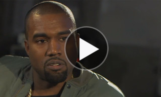 Watch Part One of Kanye West's Interview with BBC Radio 1's Zane Lowe