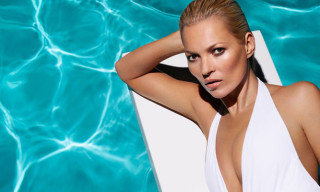 Kate Moss to Cover Playboy's 60th Anniversary Issue