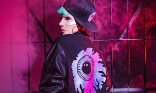 Long Clothing x Mishka Fall 2013 Lookbook
