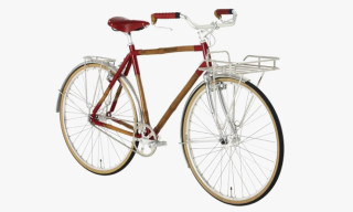 Marc Jacobs Teams Up with Panda Bicycles on a Limited Edition Bamboo Bicycle