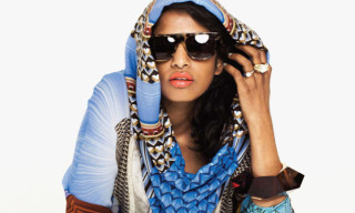 M.I.A. Announces Versace Collaboration Will Launch in 2 Weeks