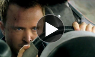 Watch the Trailer for 'Need for Speed' starring Aaron Paul