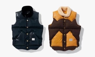 NEIGHBORHOOD x Rocky Mountain Featherbed Down Vests