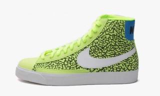 """Nike Blazer """"Volt Elephant"""""""