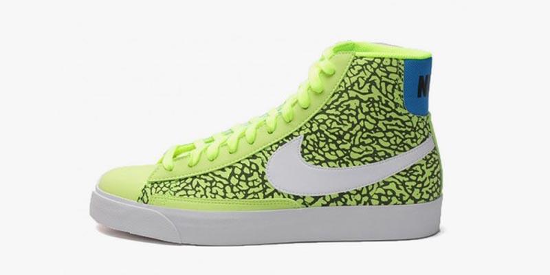 60%OFF Nike Blazer Volt Elephant Highsnobiety