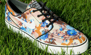"Nike SB Stefan Janoski ""Floral Digi-Camo"" Multi-Color/Black/Photo Blue"