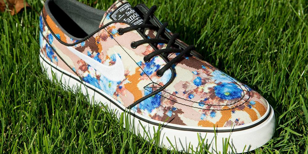 Nike Stefan Janoski Floral Shop Online