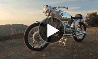 "Petrolicious presents ""Airhead Revival"" – 1972 BMW R75/5"