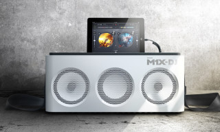 Philips M1X-DJ Turns Your iPad into a Mixing Deck