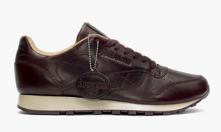 Reebok Classic Premium Wearability Introduces Horween Pack