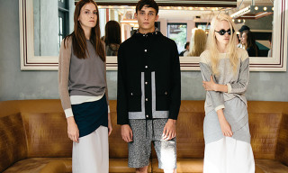 Shades of Grey Spring/Summer 2014 Collection Presentation