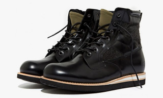 Stussy Deluxe x BePositive Fall/Winter 2013 Capsule Shoe Collection