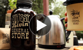 Stussy Livin' General Store Fall/Winter 2013 Video Lookbook