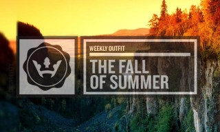 The Weekly Outfit: The Fall of Summer