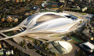Tokyo To Host The 2020 Olympics – Wins With Zaha Hadid Design