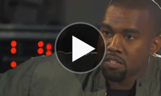 Watch Part Two of Kanye West's Interview with BBC Radio 1's Zane Lowe