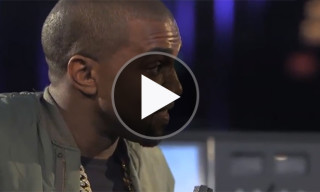 Watch the Fourth Part of Kanye West's Interview with BBC Radio 1's Zane Lowe