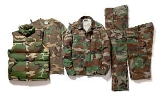WTAPS Woodland Camo Fall/Winter 2013 Capsule Collection
