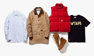 WTAPS Fall/Winter 2013 Collection September Releases