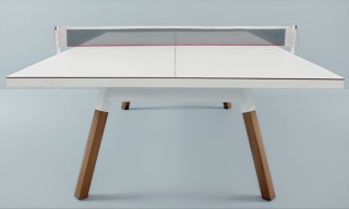 Ping Pong Table by Antoni Pallejà Office