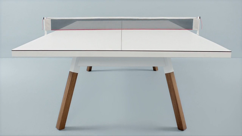 Ping Pong Table By Antoni Pallej 224 Office Highsnobiety