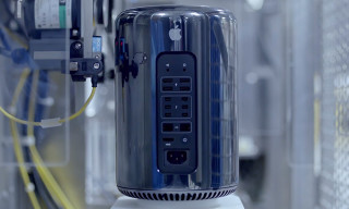 Apple Shows Us How They Make the All-New Mac Pro