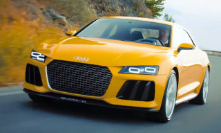 Audi Sport Quattro Concept Makes Its Video Debut