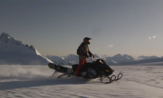 Ride Snowboards presents 'Because of Snowboarding' Film Series
