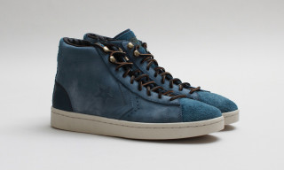 Converse First String 2013 Pro Leather Mid Zip