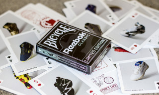 Distinct Life x Bicycle for Reebok Classic Playing Cards