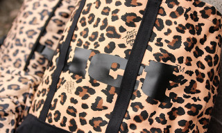 FUCT SSDD Fall/Winter 2013 Leopard Print Bag Collection
