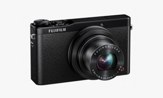 Fujifilm Announces Tiny but Powerful XQ1 Camera