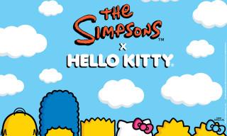 Sanrio Announces The Simpsons x Hello Kitty 2014 Collaboration